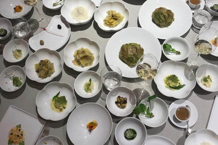 Piedmont's 46 Michelin-starred 2020 restaurants