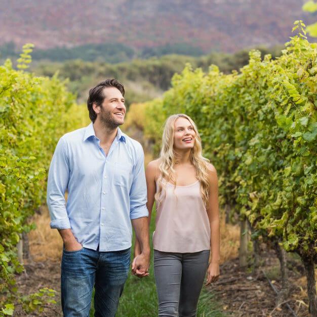 Wine trekking tour