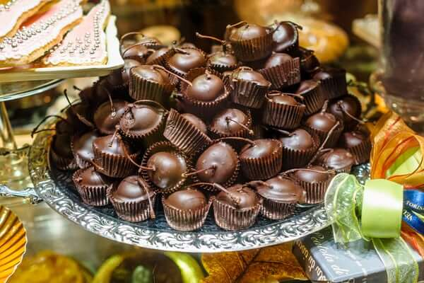 chocolates baratti & milano